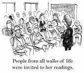 Author's Reading