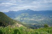 stock photo of south tyrol  - Landscape in South Tyrol - JPG