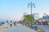 The Sea Promenade