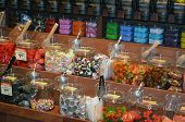 Old Fashioned Candy Display