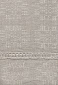 The Homespun Linen Cloth, Wrong Side
