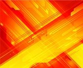 foto of orange  - Abstract orange vector Background Abstract orange vector Background - JPG