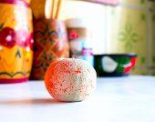 The rotten mandarin.