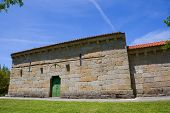 pic of chapels  - Sao Miguel Chapel and the Guimaraes Castle - JPG