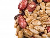 picture of sunflower-seeds  - Candied peanuts sunflower seeds - JPG