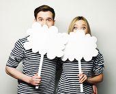 stock photo of amor  - couple - JPG