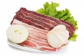 picture of korean  - Samgyeopsal popular Korean dishes - JPG
