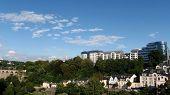 Luxembourg - Panoramic view