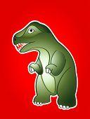 image of godzilla  - Godzilla - JPG