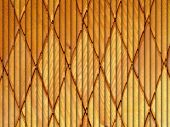 Stylized Wooden Tiles. Background.