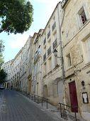 Street Scene In Montpellier