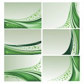 Eco background set