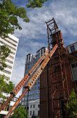 Christchurch Earthquake - Saving The Provincial Chambers Building.