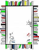 Buch-frame
