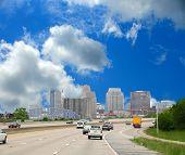 Fahrt entlang der Interstate nach Cincinnati ohio