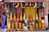 Morocco, Marrakech: Spices