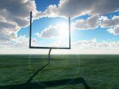 American Football Goal