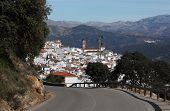Andalusian Village Algatocin, Spain