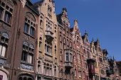 Traditional Buildings in Gent
