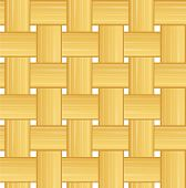 Woven Straw Seamless Background