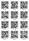 QR code about 2014 year