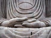The Great Buddha Statue of Bodhgaya