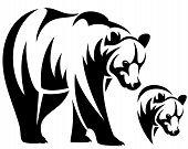 Bear Emblem