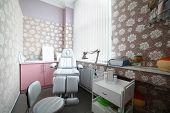 Clean European Massage Room