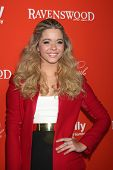 LOS ANGELES - OCT 15:  Sasha Pieterse at the