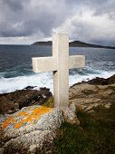 Cross Tribute To Sailors Lost At Ocean