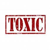 Toxic-stamp