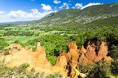 Colorado Provencal, Provence, France