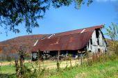 Arkansas Barn in Disrepair