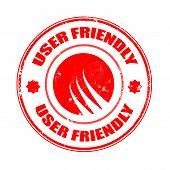 User Friendly Stamp