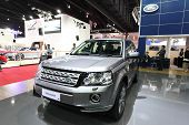 Nonthaburi - March 25: Land Rover Freelander  Car On Display At The 35Th Bangkok International Motor