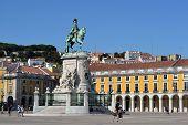 Lisbon Placa Do Comercio