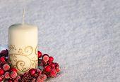 Xmass Candle