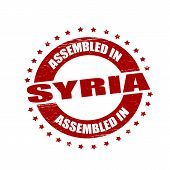 Assembled In Syria
