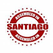 Assembled In Santiago