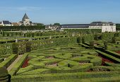 Chateau Villandry And Garden