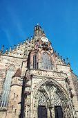 Frauenkirche In Nuremberg