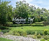 Mahogany Bay Sign