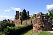 Kenilworth Castle in Warwickshire poster