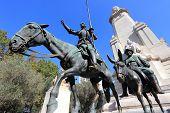 Madrid Monument