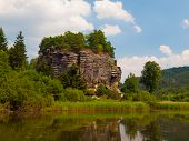 Rock Castle Sloup