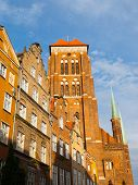 St. Mary's Church in Gdansk