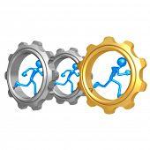 Gear Runner Race