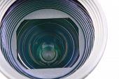 Camera Lense As Nice Background