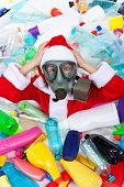 Plastic Polluted Christmas