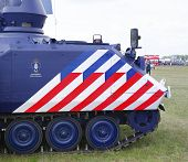 Small Armored Tank